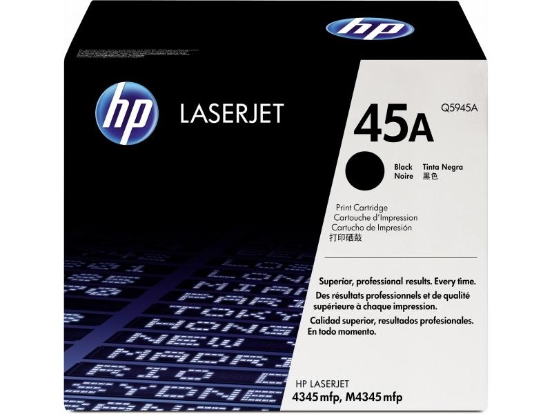 Картридж HP 45A