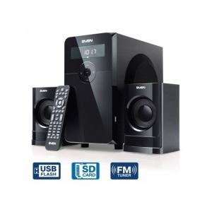 Звуковые колонки Sven MS-2000 black