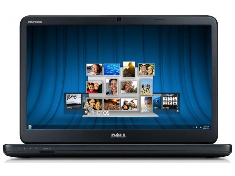 Ноутбук Dell Inspiron N5050 black