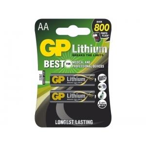 Элемент питания GP Lithium AA
