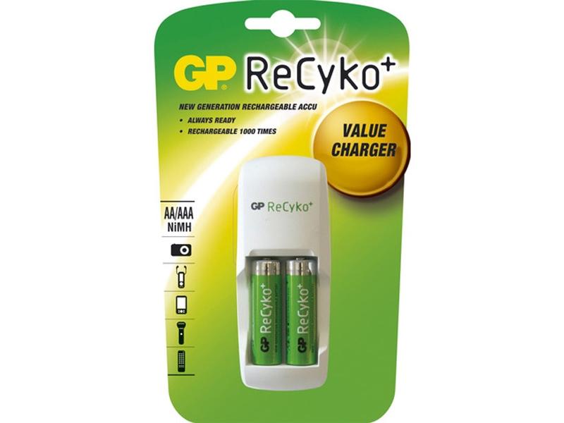 Зарядное устройство GP ReCyko