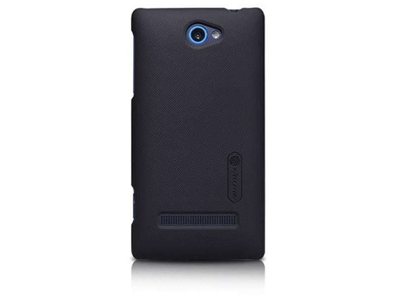 Чехол для мобильного телефона Nillkin Hard Case Black HTC Windows Phone 8S