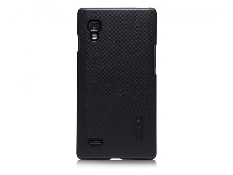 Чехол для мобильного телефона Nillkin hard case black