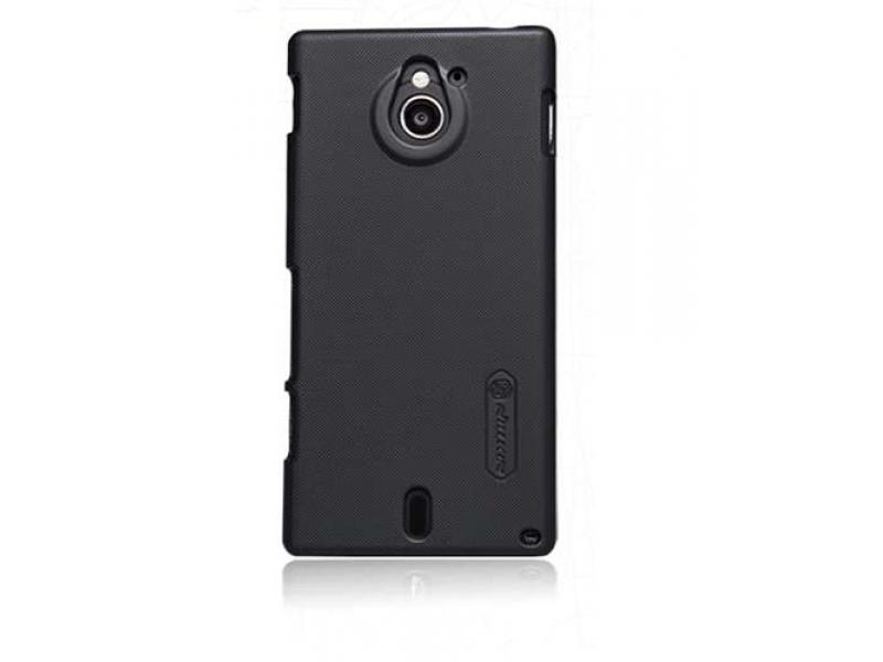 Чехол для мобильного телефона  Nillkin Hard Case black Sony Xperia SE MT27i