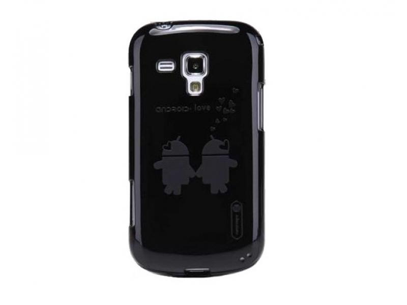 Чехол для мобильного телефона Nillkin Soft Case black Samsung Galaxy S Duos S7562