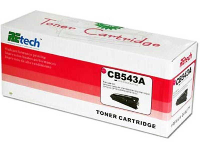 Картридж HP CB543A Magenta