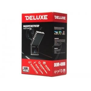 Видеорегистратор Deluxe DLVR-400B