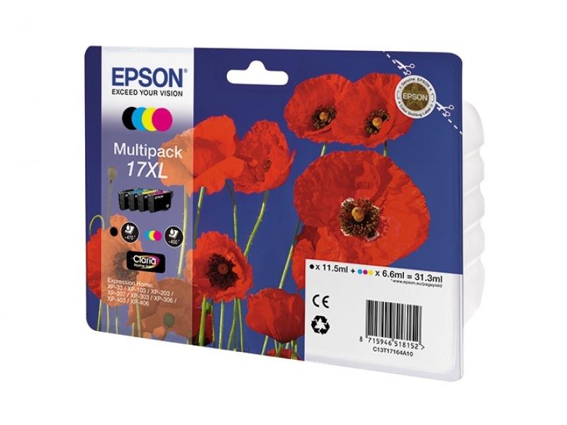 Картридж Epson ST C13T17164A10