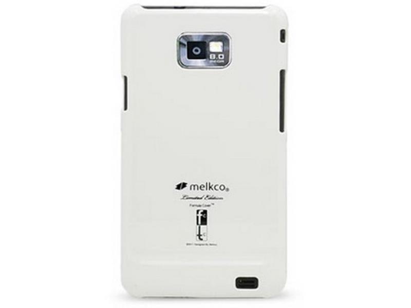 Чехол для мобильного телефона Melkco Formula Cover SS9100SOFC1WE white