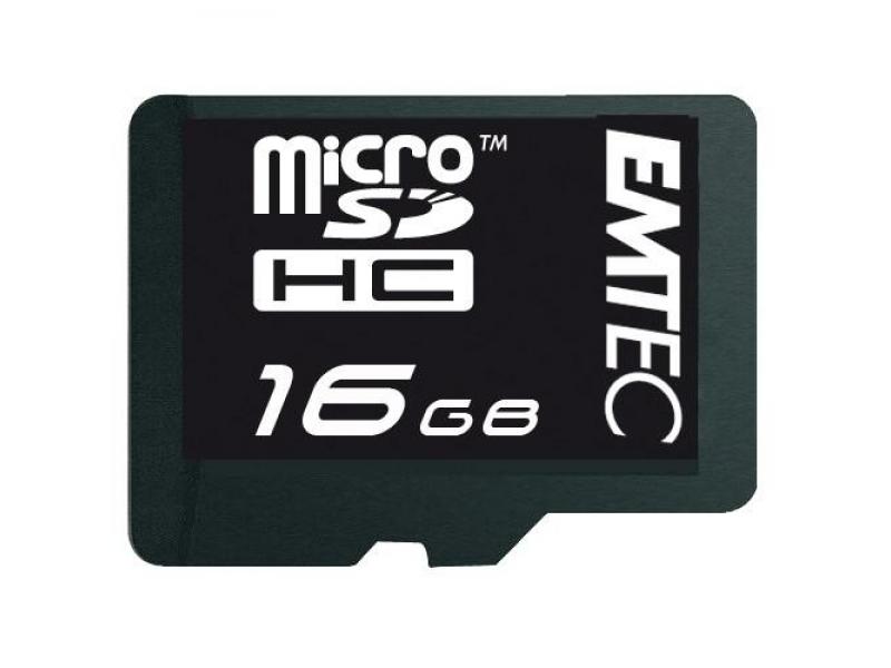 Карта памяти Emtec EKMSDM16G60XHCN