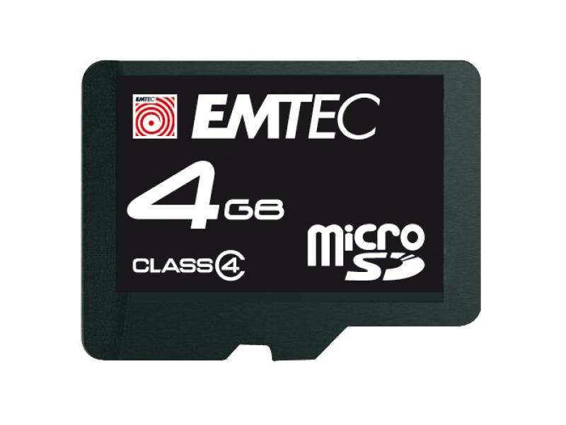 Карта памяти Emtec EKMSDM4G60XHCN