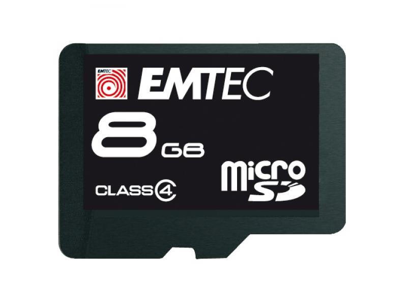 Карта памяти Emtec EKMSDM8G60XHCN