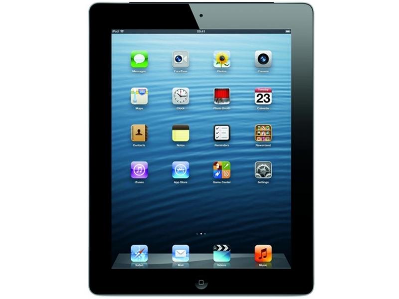 Планшет Apple iPad 4 Retina 64GB (4G)  black