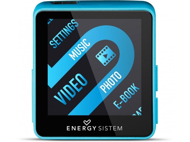 MP3 плеер Energy Sistem 2504 Urban turquoise blue