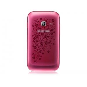 Смартфон Samsung Galaxy Ace Duos GT-S6802TIZSKZ PINK LA FLEUR