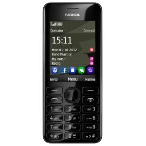 Мобильный телефон Nokia 206 black