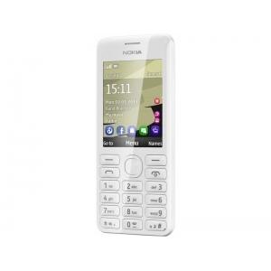 Мобильный телефон Nokia 206 white