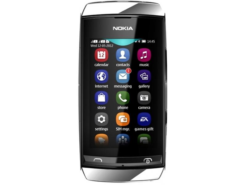 Мобильный телефон Nokia Asha 305 white