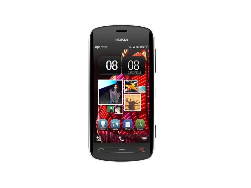 Смартфон Nokia 808 White