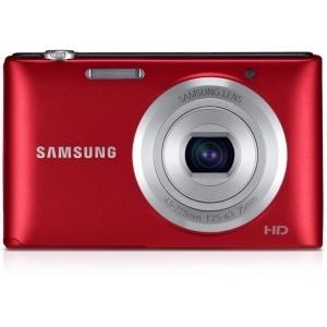 Цифровой фотоаппарат Samsung EC-ST72ZZBPR/KZ red