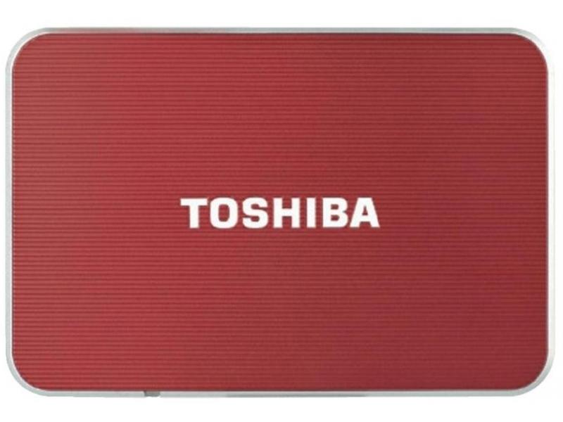 Внешний жесткий диск Toshiba PX1796E-1J0R red
