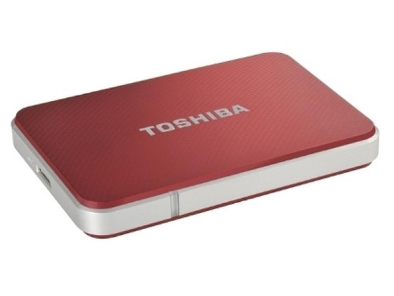 Внешний жесткий диск Toshiba PX1794E-1E0R red