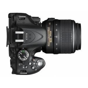 Зеркальный фотоаппарат Nikon D5200 (18-55 VR) Black
