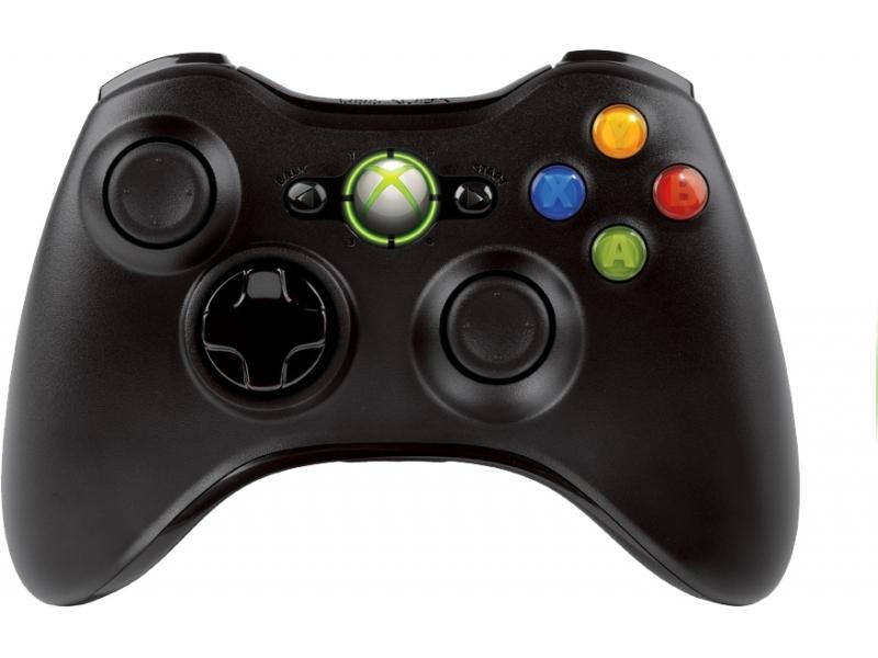 Джойстик X-Box 360 Controller black