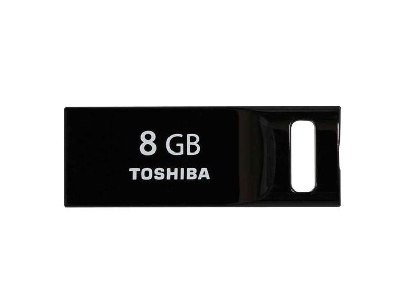 Флэшка Toshiba Suruga black