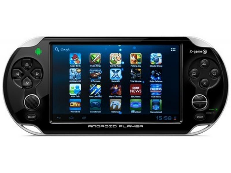 Игровая система X-Game S-5110 black
