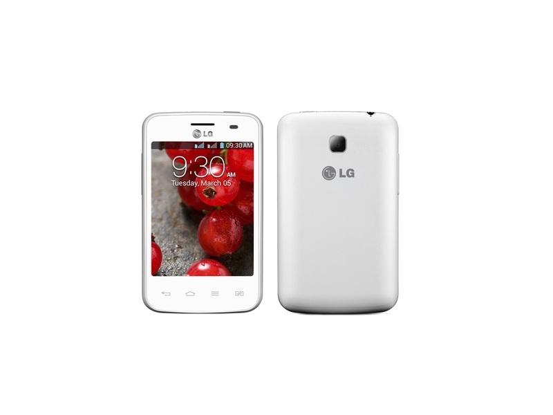 Смартфон LG Optimus L3 II E435 (AKAZWH)
