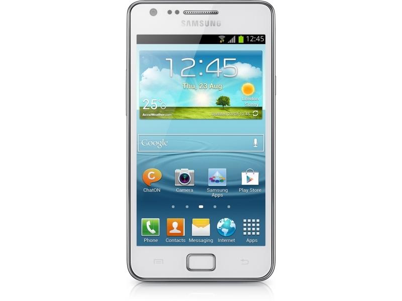 Смартфон Samsung Galaxy S II Plus GT-I9105CWDSKZ