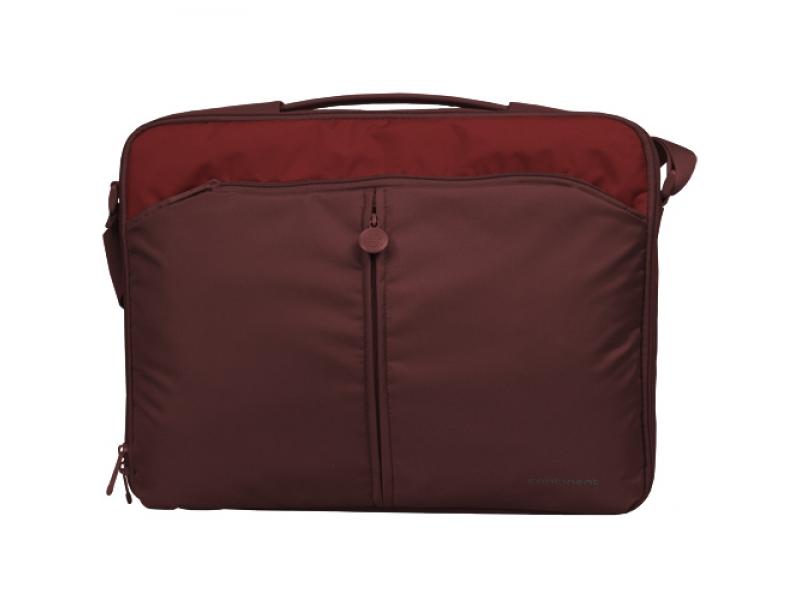 Сумка для ноутбука Continent CC-02 Cranberry Red