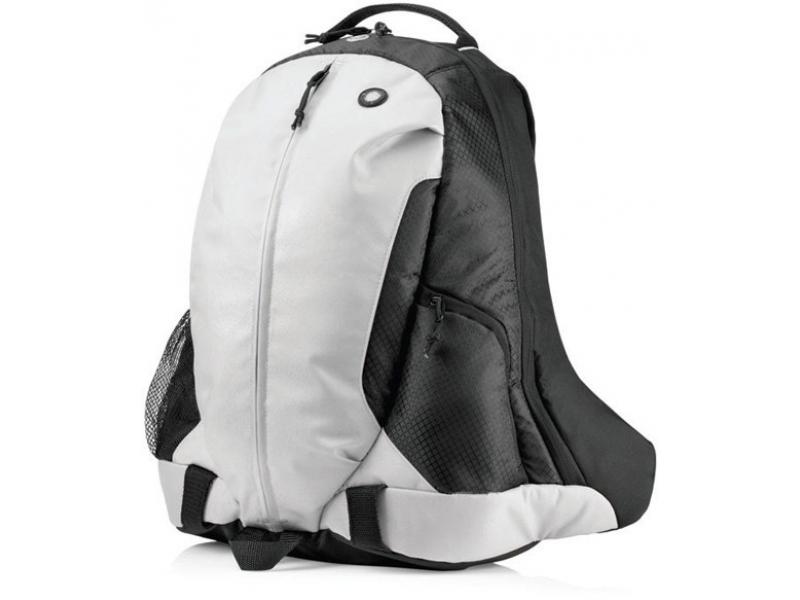 Сумка для ноутбука HP H4J95AA black/white