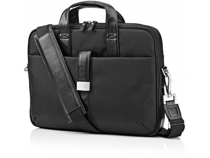 Сумка для ноутбука HP H2T13AA Business Slim black