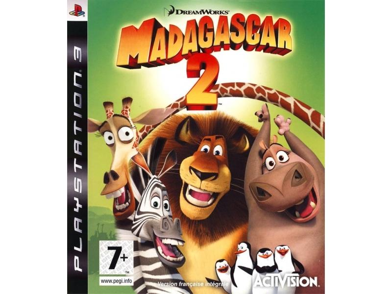 Видеоигра для консоли Madagascar 2