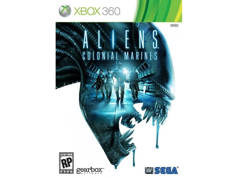 Видеоигра для консоли Aliens Colonial Marines