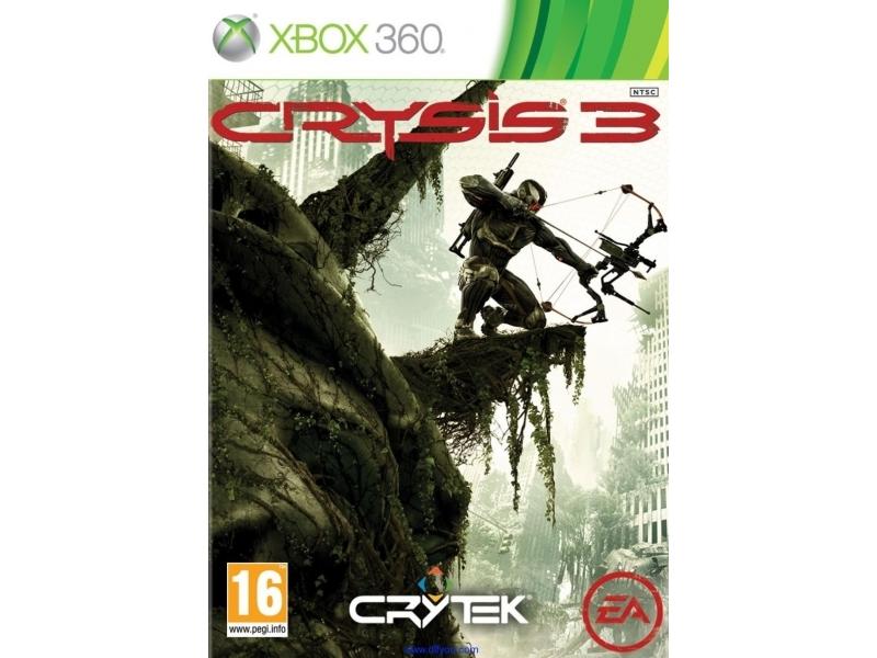Видеоигра для консоли Crysis 3