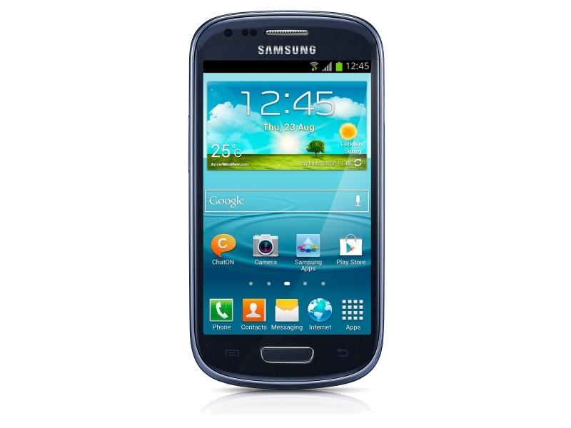 Смартфон Samsung Galaxy S III Mini GT-I8190OKASKZ
