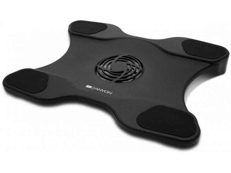 Подставка охлаждения для ноутбука Canyon CNF-NS01 black