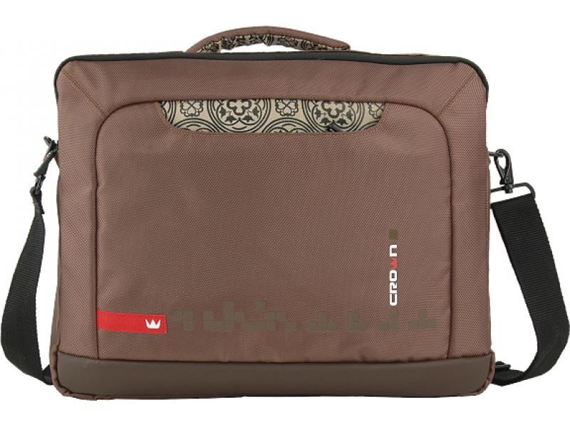 Сумка для ноутбука Crown CCH1115BN brown