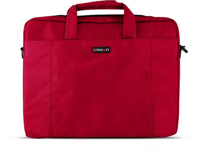 Сумка для ноутбука Crown CMB-555 red