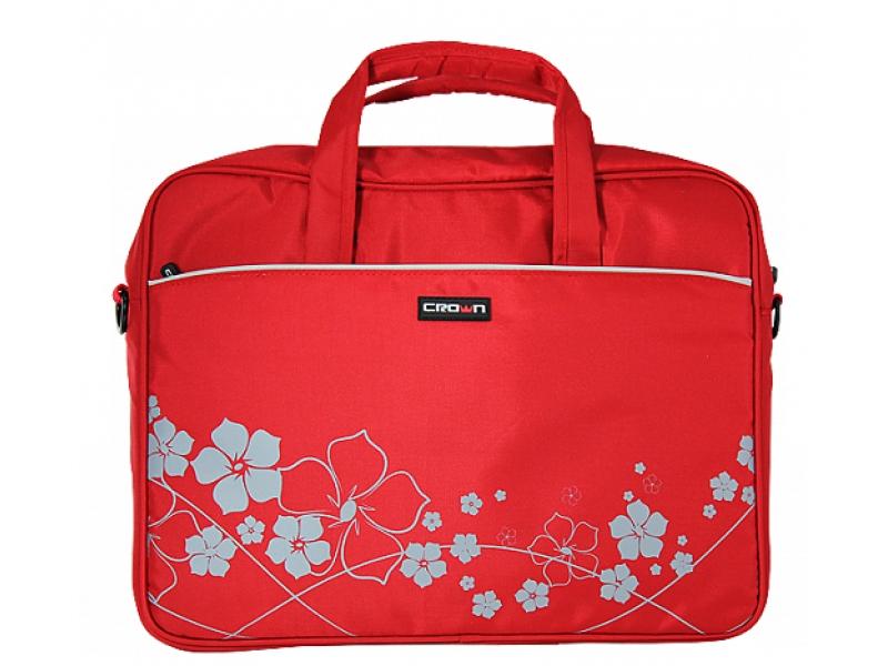 Сумка для ноутбука Crown CMB-556 red
