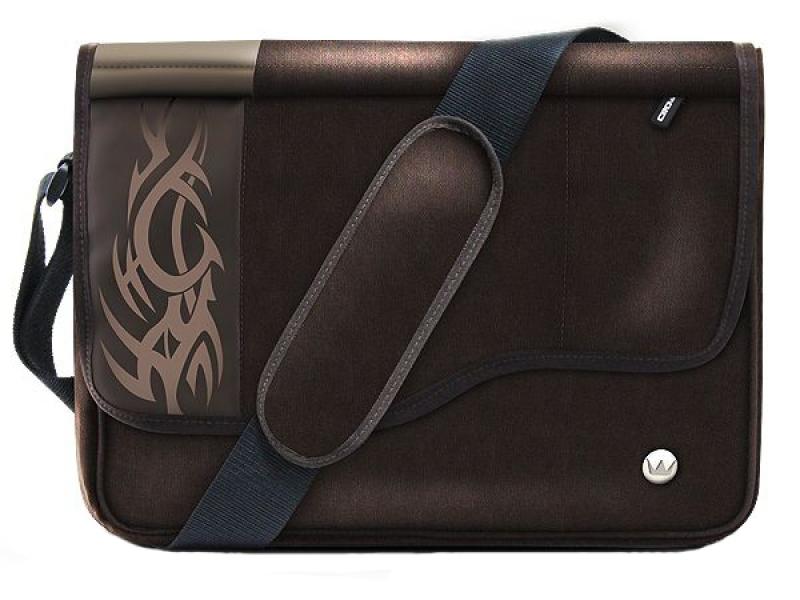 Сумка для ноутбука Crown CMB-566 brown