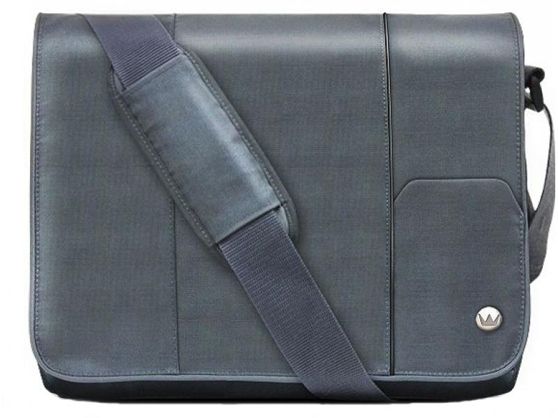 Сумка для ноутбука Crown CMB-567 grey