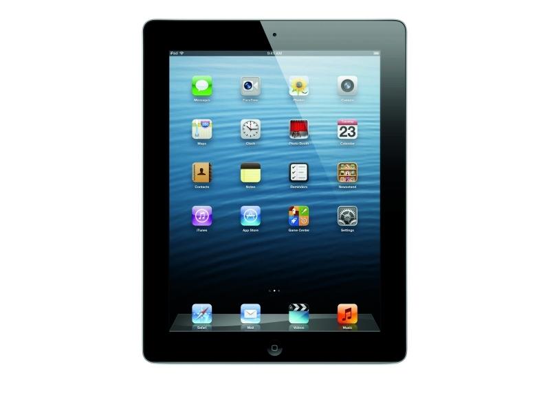 Планшет Apple iPad 4 Retina black