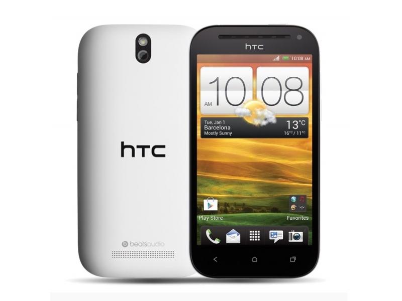 Смартфон HTC One SV white