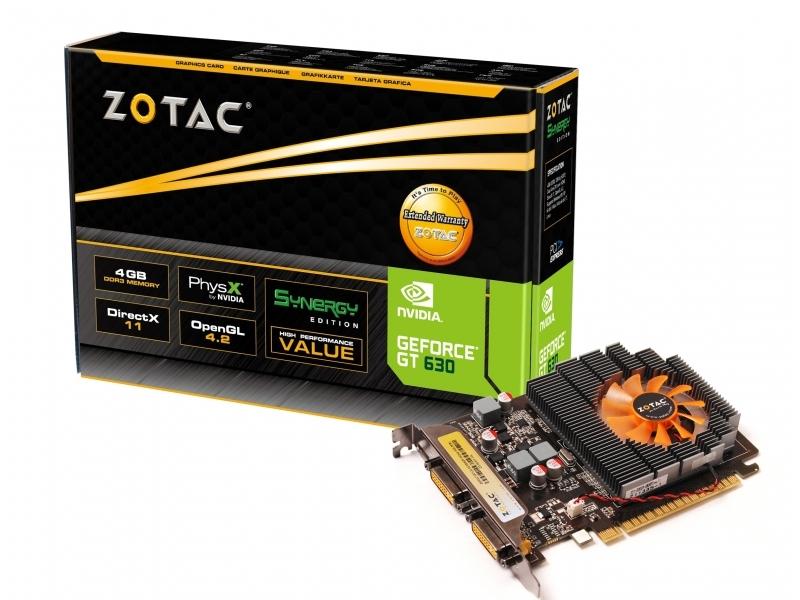 Видеокарта Zotac ZT-60405-10L