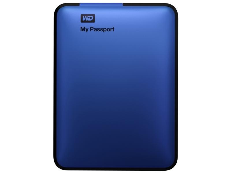 Внешний жесткий диск WD WDBZZZ5000ABL-EEUE blue