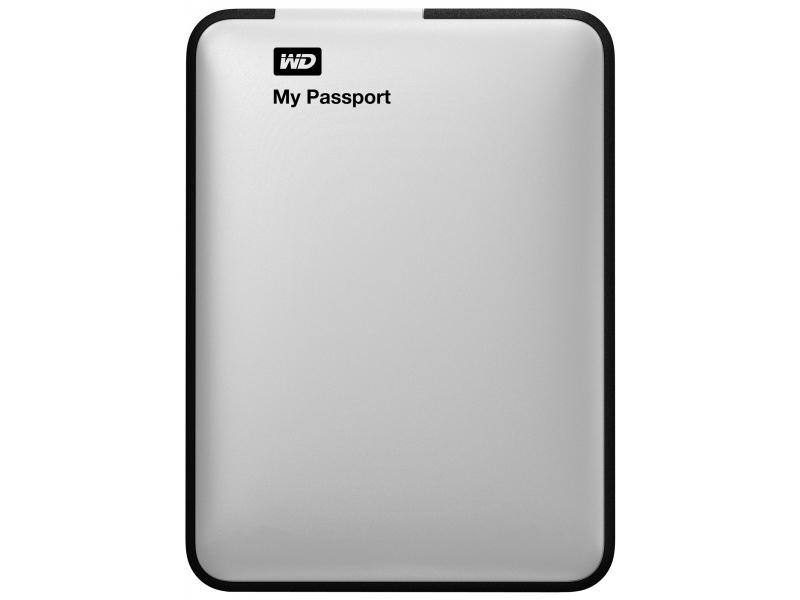 Внешний жесткий диск WD WDBZZZ5000ASL-EEUE silver